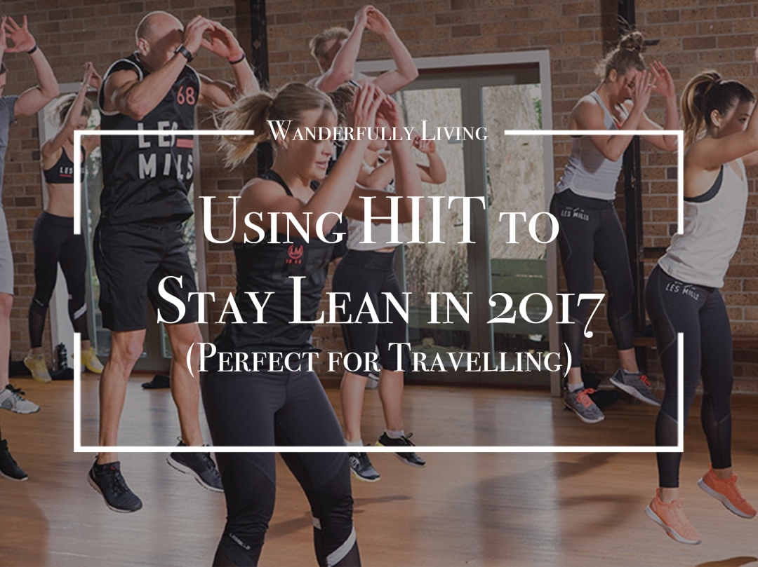 using-hiit-to-stay-lean-in-2017
